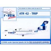 ATR 42 TRIP 1/144 - F-RSIN SK015