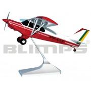 Maquete Aero Boero 115 PP-FLF 20 cm
