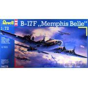 Boeing B-17F ´Memphis Belle´ - 1/72 - Revell 04279
