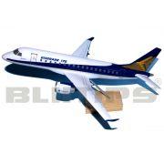 Maquete Embraer 170 - 36 cm