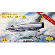 Marcel Dassault Mirage III E BR - 1/72 - HTC 72003