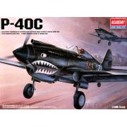 Curtiss P-40C Tomahawk - 1/48 - Academy 12280
