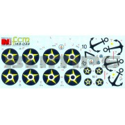 Decal Catalina da FAB 1/144 - FCM 144-034