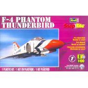 SnapTite F-4 Phantom Thunderbird - 1/100 - Revell 85-1366