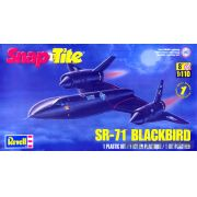 SnapTite SR-71 Blackbird - 1/110 - Revell 85-1187