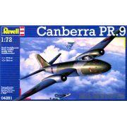 Canberra PR.9 - 1/72 - Revell 04281