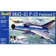 MiG-21 F-13 Fishbed C - 1/72 - Revell 03967