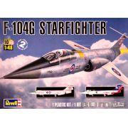 F-104G Starfighter - 1/48 - Revell 85-5324