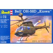 Bell OH-58D ´Kiowa´ - 1/72 - Revell 04938