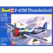 Republic P-47M Thunderbolt - 1/72 - Revell 03984