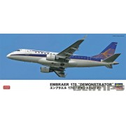 Embraer 170 Demonstrator Limited Edition - 1/144 - Hasegawa 10681