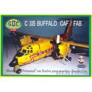 C-115 Buffalo CAF/FAB - 1/72 - GIIC