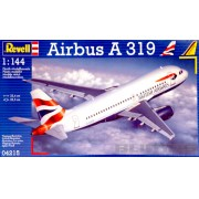 Airbus A319 British Airways e Germanwings - 1/144 - Revell 04215