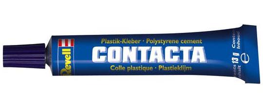 Cola pastosa Contacta - Revell 39602  - BLIMPS COMÉRCIO ELETRÔNICO
