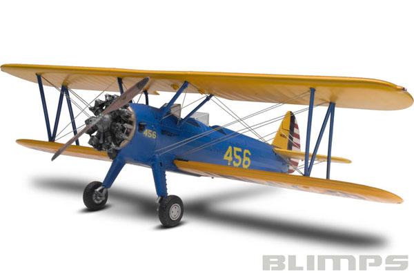 Stearman PT-17 - 1/48 - Revell 85-5264  - BLIMPS COMÉRCIO ELETRÔNICO