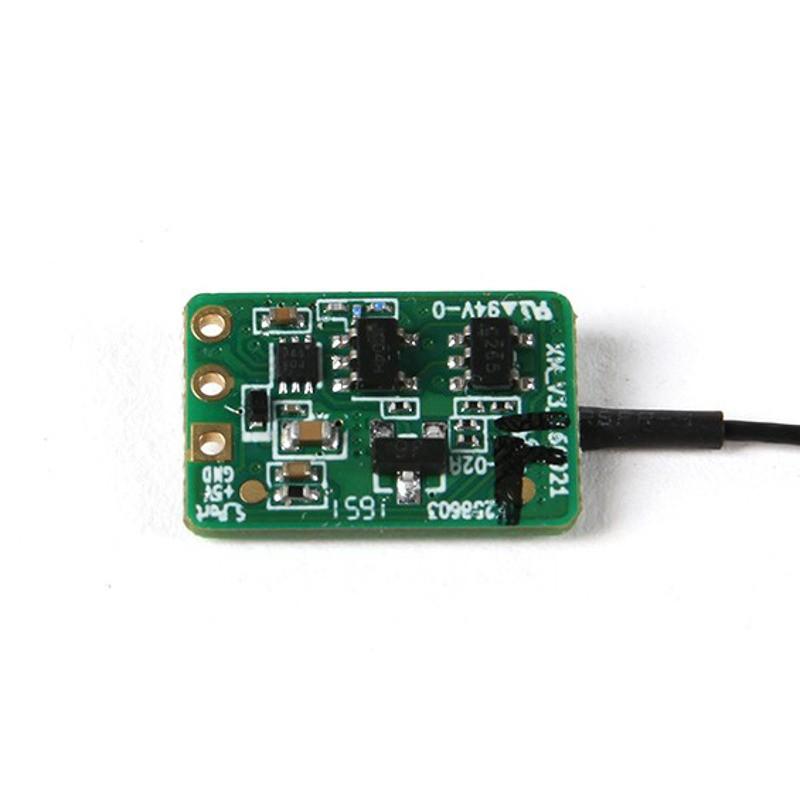 Micro Receptor Fr-Sky XM Micro Sbus 16 canais CPPM  - iFly Electric Hobby