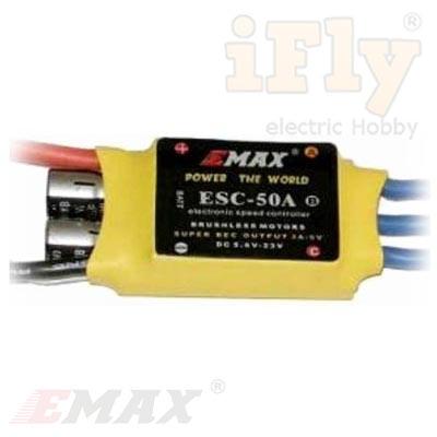 ESC EMAX 50A BEC 5V 3A  - iFly Electric Hobby