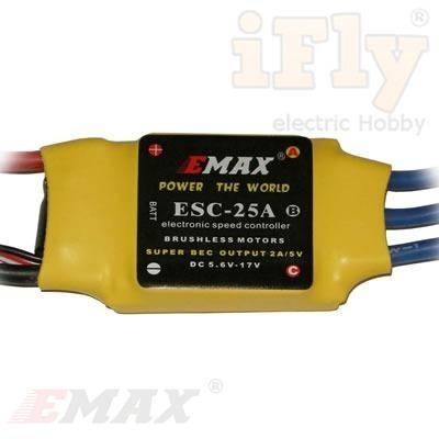 ESC EMAX 25A BEC 5V 2A  - iFly Electric Hobby