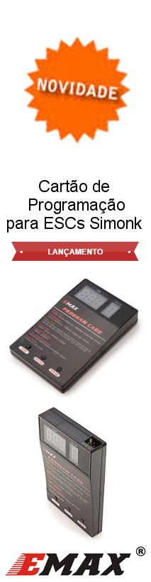 Cart�o de Programa��o para ESCs SimonK