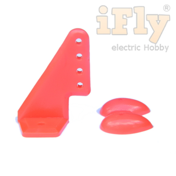 Horn 20x27 (4 unidades)  - iFly Electric Hobby