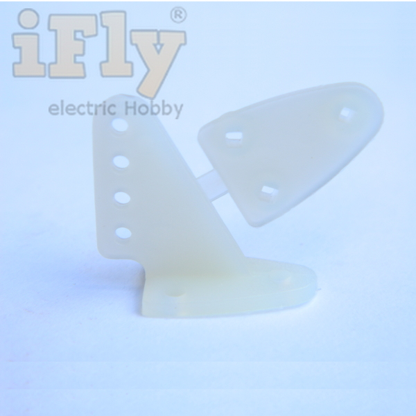 Horn 20x16 - 4 Furos - (4 unidades)  - iFly Electric Hobby