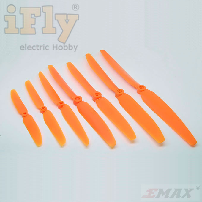 Hélice EMAX Direct Drive 8x4 - par  - iFly Electric Hobby