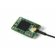 Micro Receptor Fr-Sky XM Micro Sbus 16 canais CPPM