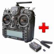 Radio Fr-Sky Taranis X9D Plus Edição Especial + Receptor X8R