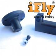 Montante para Motor Brushless em Nylon 24mm