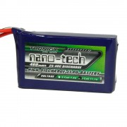 Bateria Lipo Turnigy Nano-tech 460mah 3s 11.1v / 25-40c