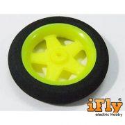 Roda Raiada 40x10x2mm 2,5g (par)
