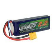 Bateria Lipo Turnigy Nano-tech 2200mah 3s 11.1v / 25-50c