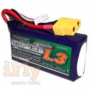 Bateria Lipo Turnigy Nano-Tech 1300mah 3s