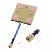 Antena Para FPV Receptor 5.8 Ghz 14 Dbi Painel SMA Fêmea