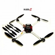 Quadricóptero iFly K450 S EMAX com Controladora QQ Super