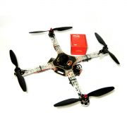 Quadricóptero iFly Q450 Ghost Edition com DJI Naza Lite