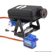 Gimbal Pan Tilt para Mobius Câmera