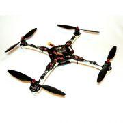 Quadricóptero K450 Emax Com Controladora Naza M Lite + GPS