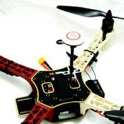 Quadricóptero iFly Q450  com DJI Naza Lite e GPS