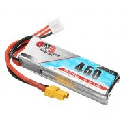 Bateria Lipo Gaoneng (GNB) 2s 7.4v 450mah 80˜160c apenas 29g