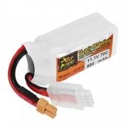 Bateria Lipo Zop 3s 11.1v 850mah 70c 70 g