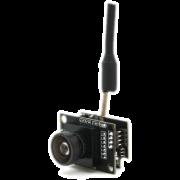 Câmera FPV 520 TVL e VTX 25-200mW 5.8Ghz 40Ch EMAX FPV