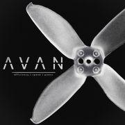Hélice EMAX Avan Micro  Quadiipá - 6 Pares