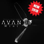 Hélice Emax Avan Mini 30x24x3 Tripá Micro Drone - 6 Pares