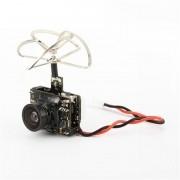 Micro Transmissor e câmera FPV TX03 Eachine de FPV Eachine 72 Canais 25mW / 50mW / 200mW