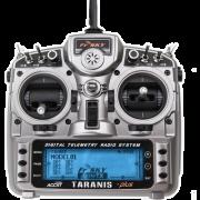 Radio Fr-Sky Taranis X9D Plus com Receptor X8R