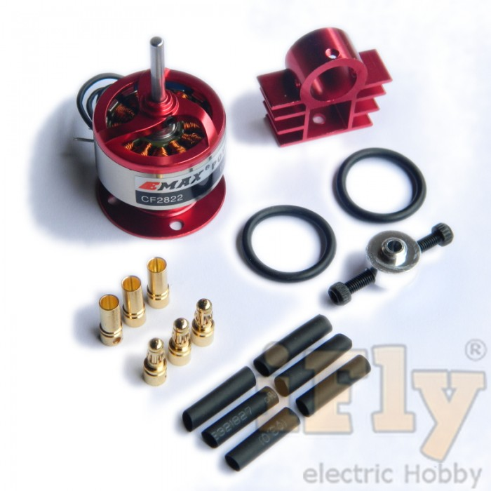 Motor Brushless EMAX CF2822 Combo  - iFly Electric Hobby