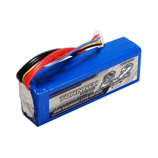 Bateria Lipo Turnigy 3s 11.1v 2200mah 20~30c  - iFly Electric Hobby