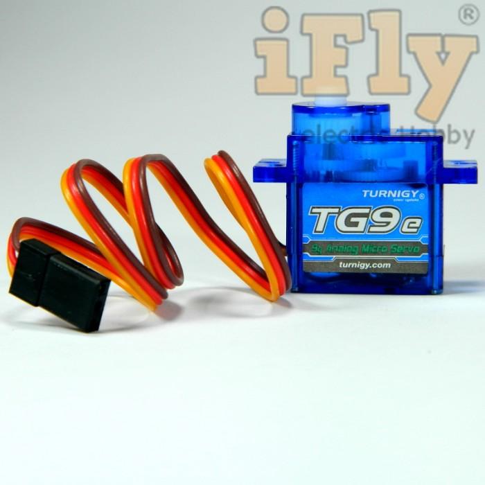 Servo 9g Turnigy TG9e  - iFly Electric Hobby