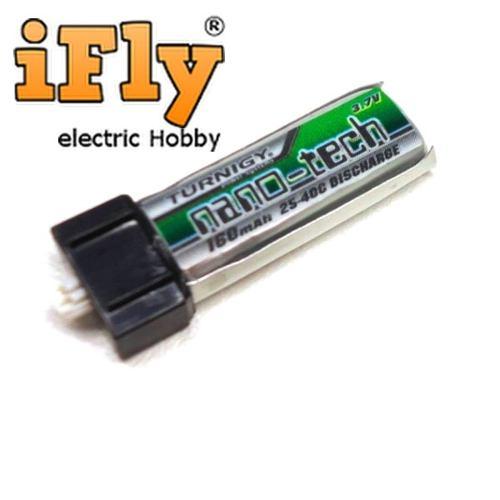 Bateria Lipo Turnigy Nano-tech 160mah 1s 3.7v / 25-50c  - iFly Electric Hobby